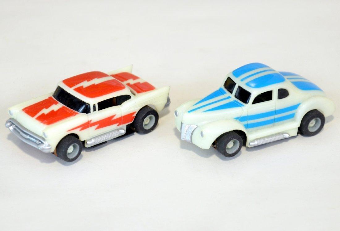 Matchbox & Tyco Slot Car Sets - 5