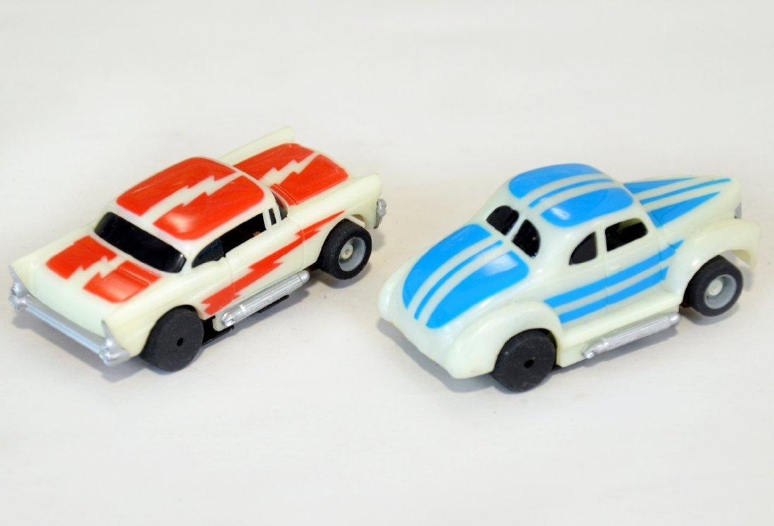 Matchbox & Tyco Slot Car Sets - 6