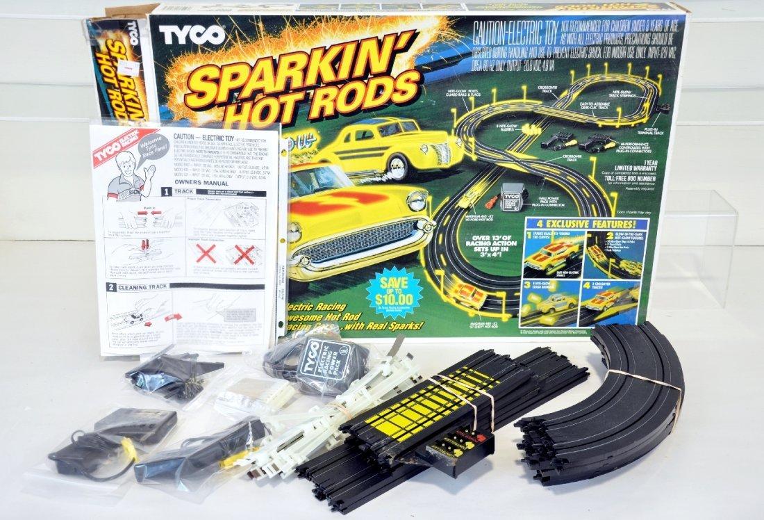 Matchbox & Tyco Slot Car Sets - 8