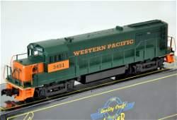 Weaver WP U25B Diesel Locomotive 1339LP
