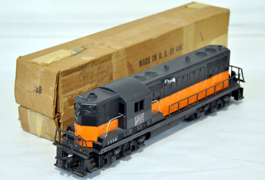 Boxed Lionel 2338 MR GP-7 Diesel