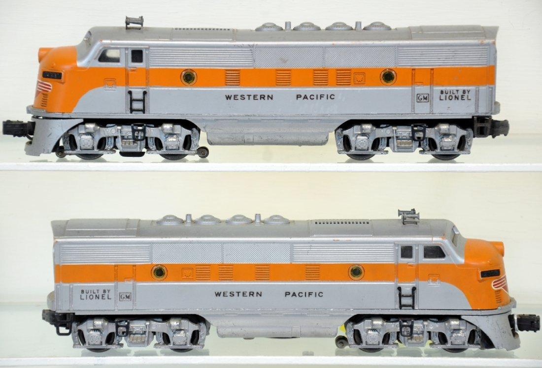 Lionel 2355 WP F3 AA Diesels