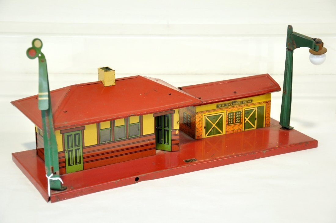 American Flyer 237 Station Set