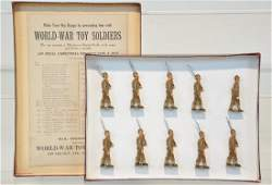 Boxed Heyde Set 407 German WWI Infantry