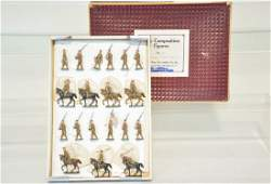 Large Boxed Heyde American Infantry & Cavalry