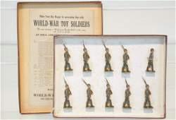 Boxed Heyde Set 407 German WWII Infantry