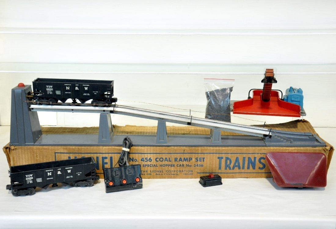 Lionel 456 & 397 Coal Accessories