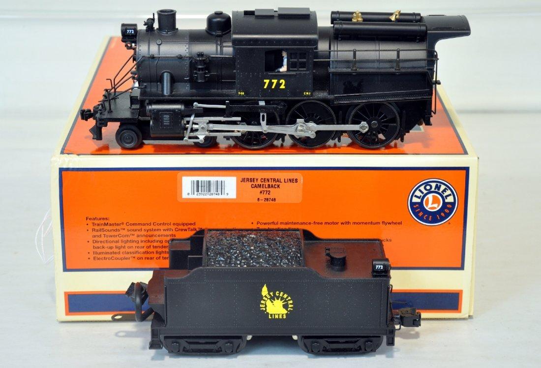 Lionel 28748 JC Camelback Locomotive