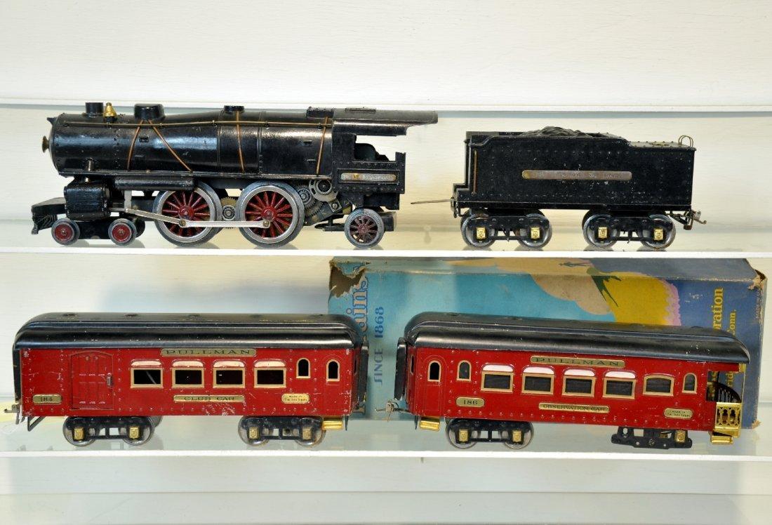 Ives 1134 Passenger Set