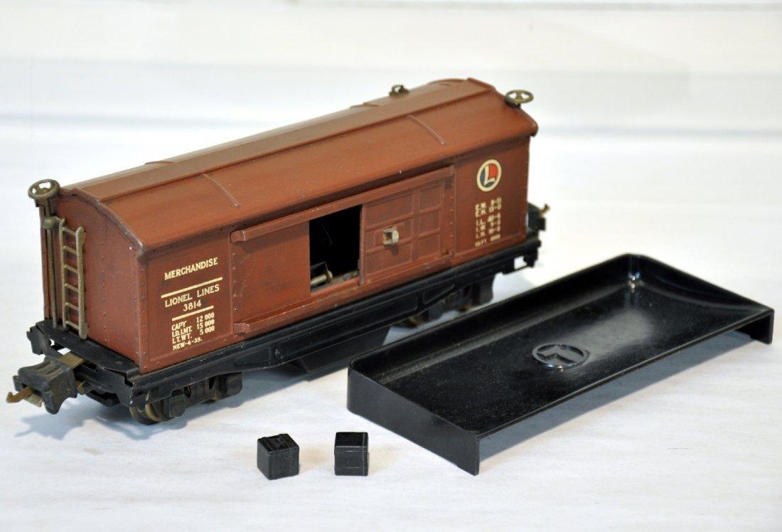 Nice Lionel 3814 Merchandise Car