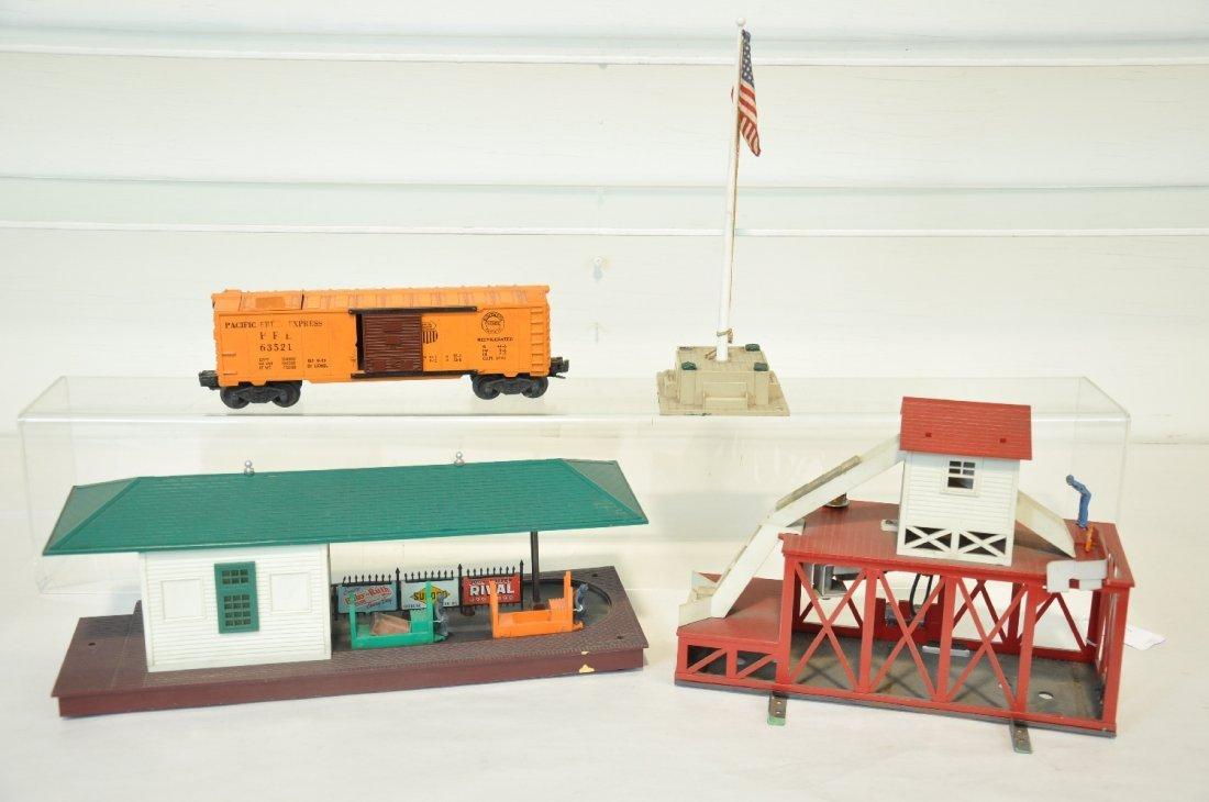 Lionel 352, 89 & 356 Accessories