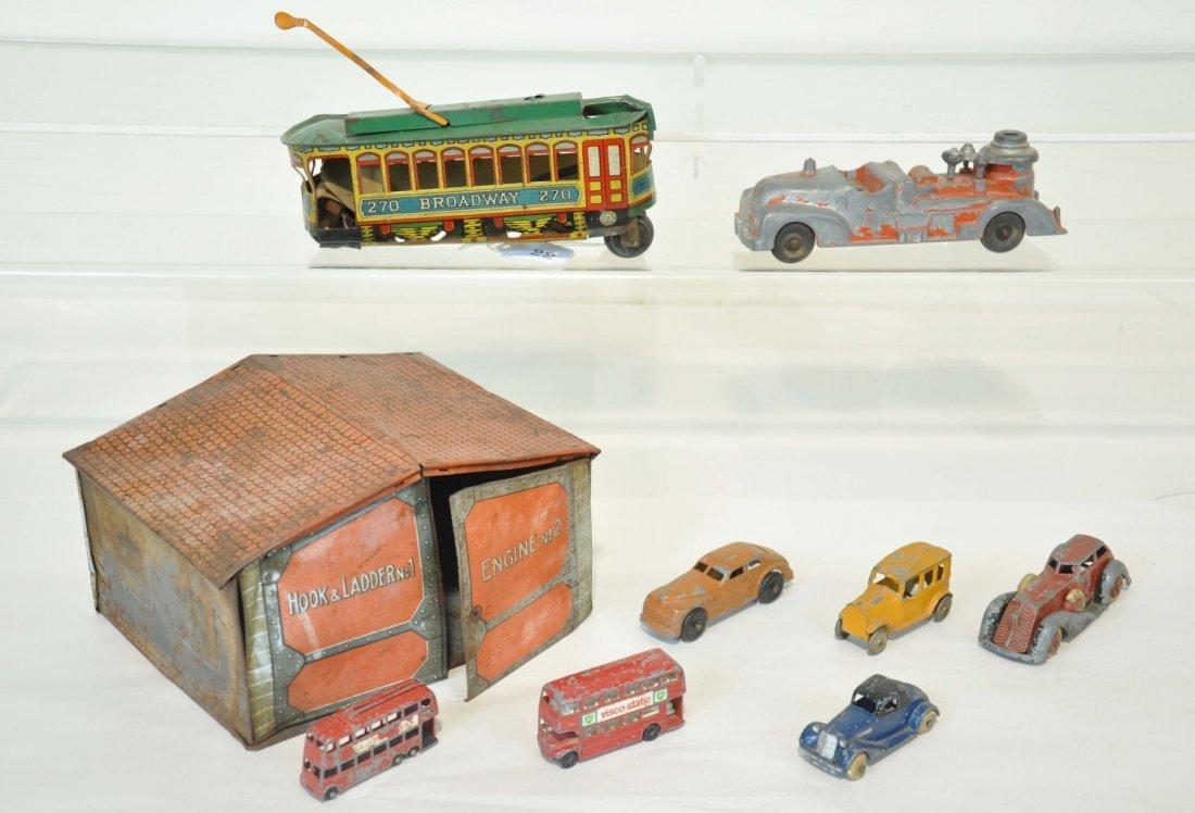 9Pc Vintage Toy Lot