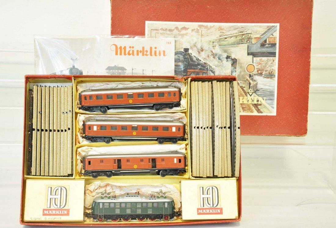Nice Boxed Marklin Set 3118