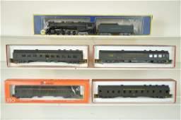 5Pc RivaRossi HO Erie Passenger Set