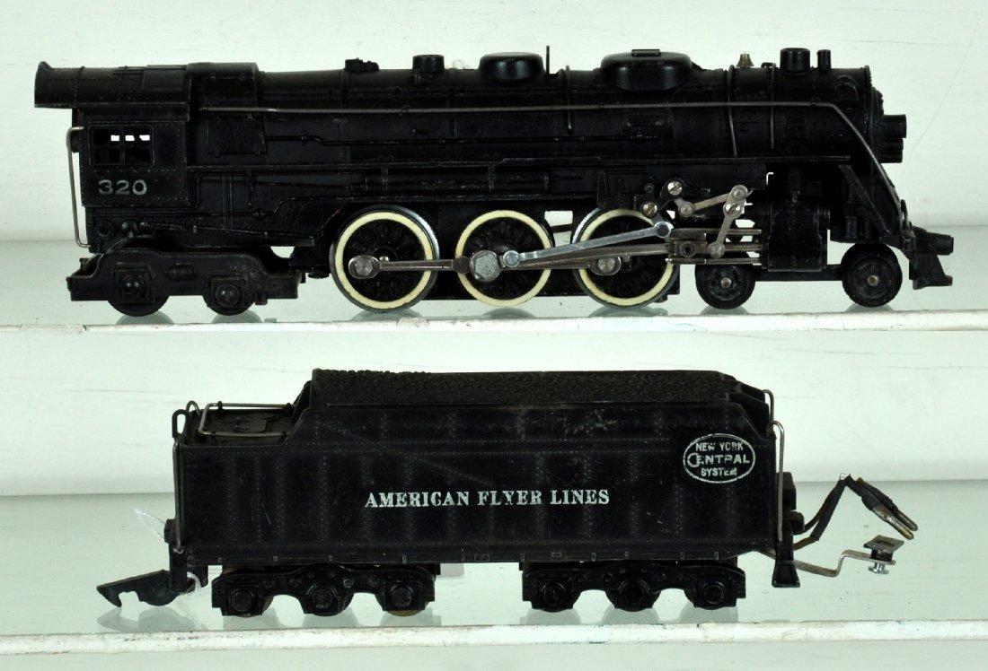 American Flyer 320 NYC Hudson Locomotive