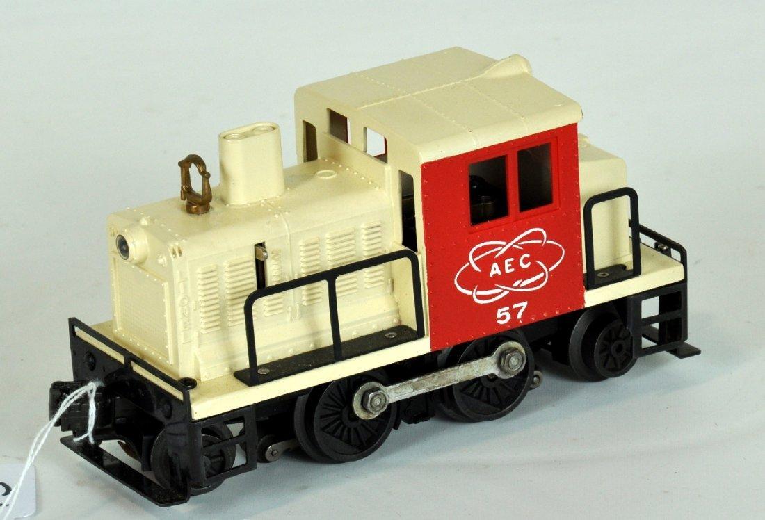 Lionel 57 AEC Switcher