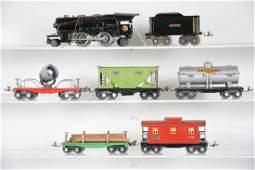 Lionel 259E Steam Freight Set