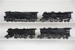 Clean Lionel Steam Locomotives