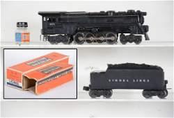 Clean Boxed Lionel PRR 671 Steam Turbine
