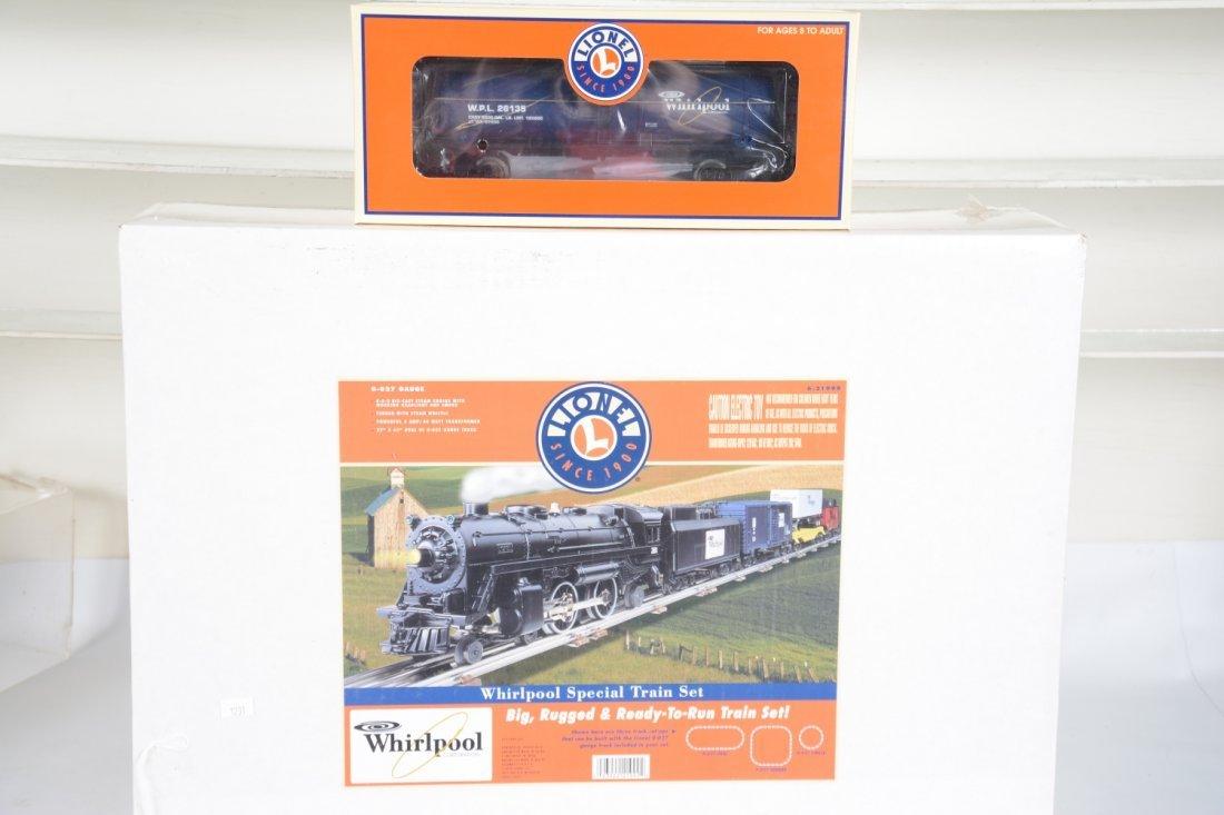 Lionel 21999 Whirlpool Set, Plus