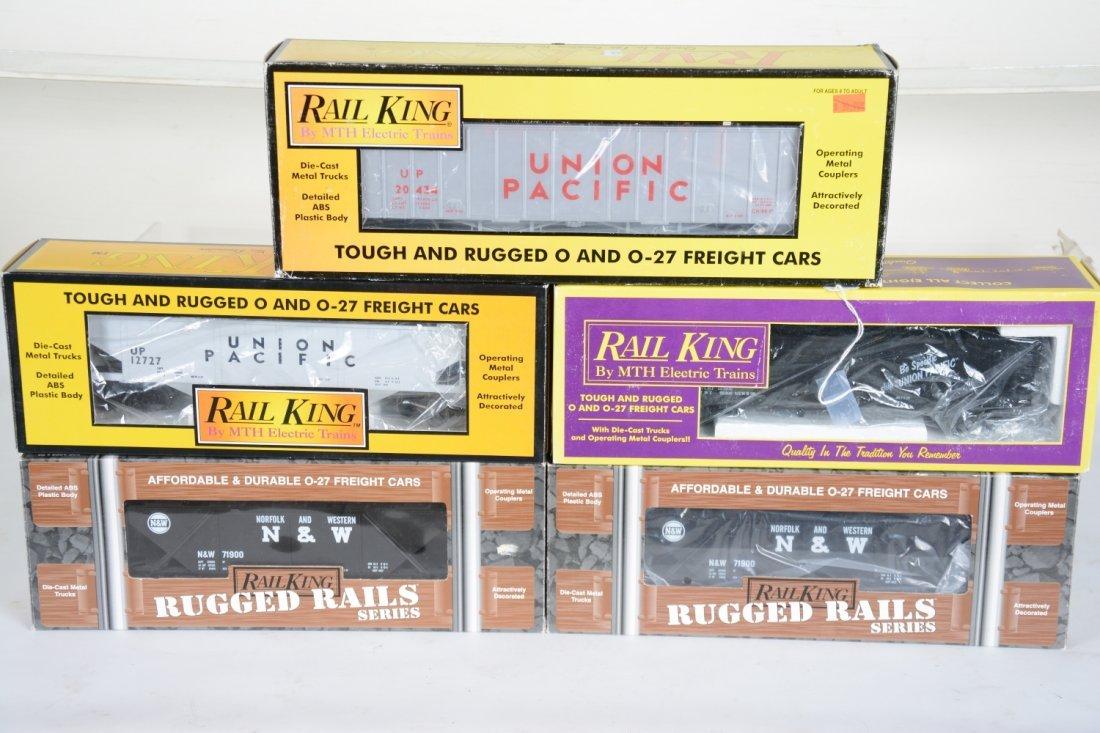 MTH RailKing Hoppers