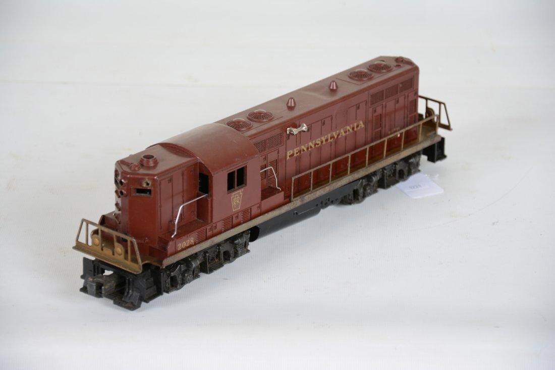 Lionel 2028 PRR GP7 Diesel - 3