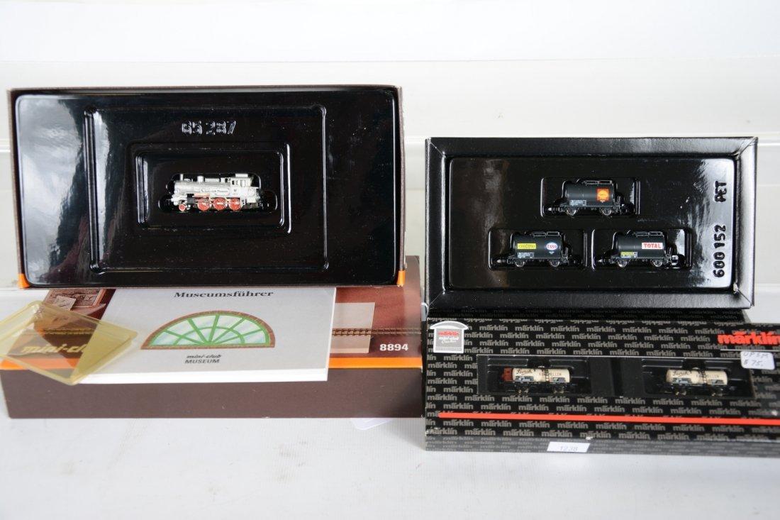 Marklin Z Gauge Limited Edition Set