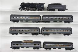 K-Line & MTH NYC Steam Passenger Set
