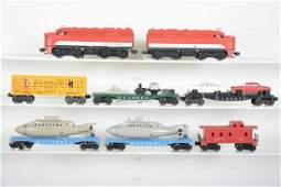 Lionel 210 TS Double Diesel Freight Set