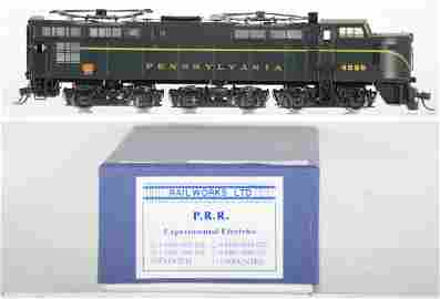 Rail Works Brass PRR Experimental Electric #4996