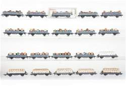 18+ Electrotren HO Freight Cars
