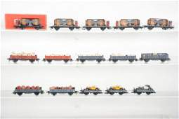 14+ Electrotren HO Freight Cars