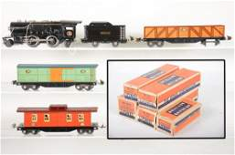 Boxed Lionel 259E Freight Set