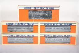Lionel NYC Diesel Passenger Set