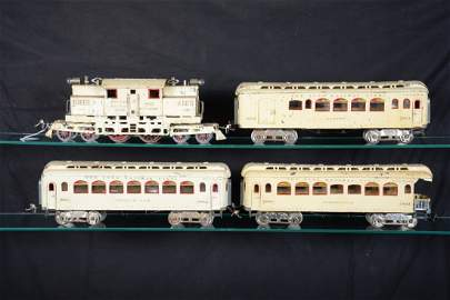 Rare Ives 3243 White Set