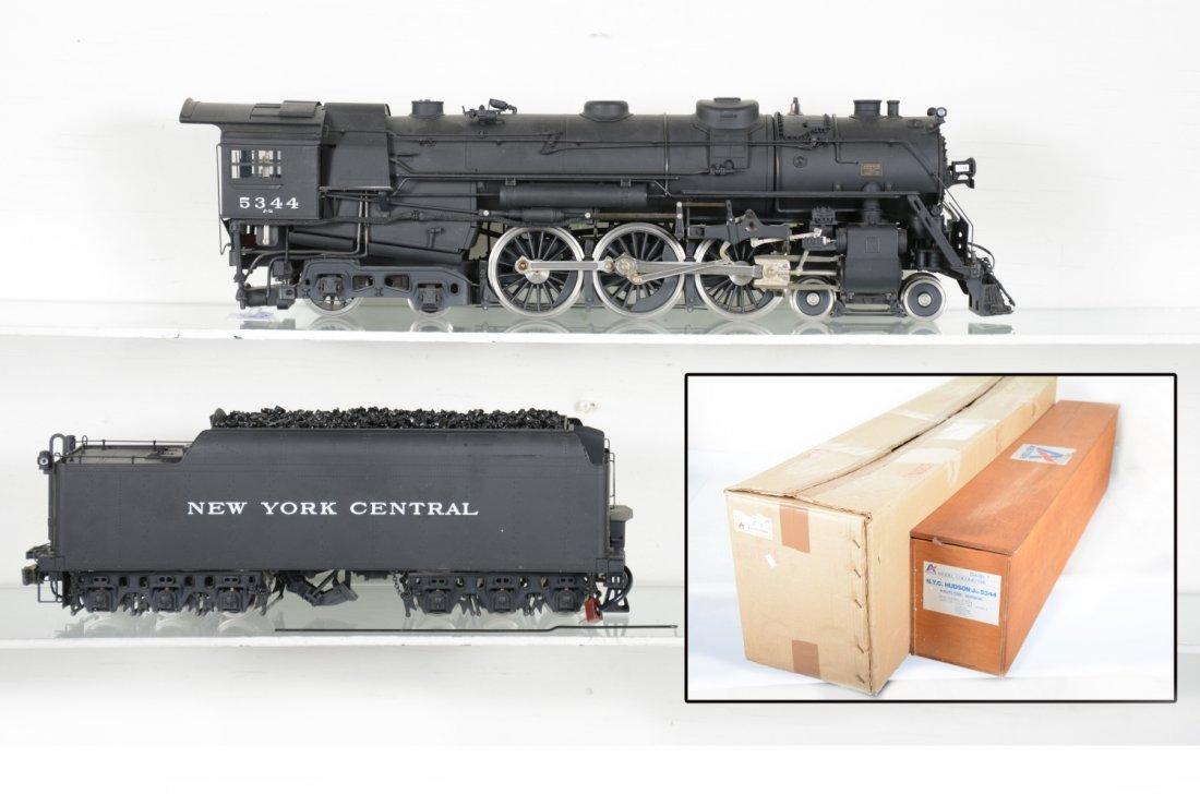 Boxed Astor Gauge 1 Hudson Locomotive