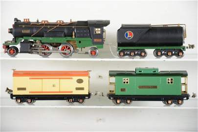 Restored Lionel 260E Freight Set
