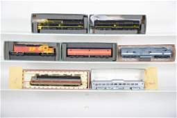 Boxed HO Diesels