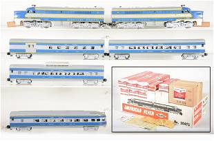 AWESOME Boxed American Flyer MoPac Set 20475