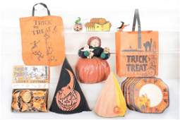 Halloween Collectibles Lot
