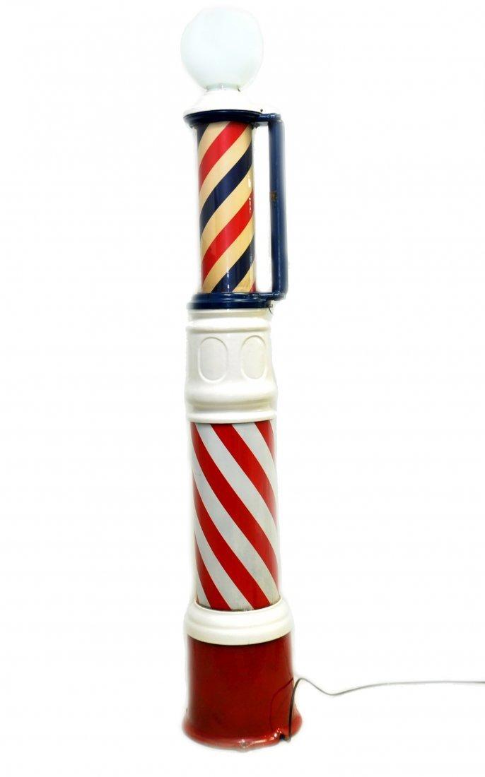 Super Vintage Electric  Barber Pole