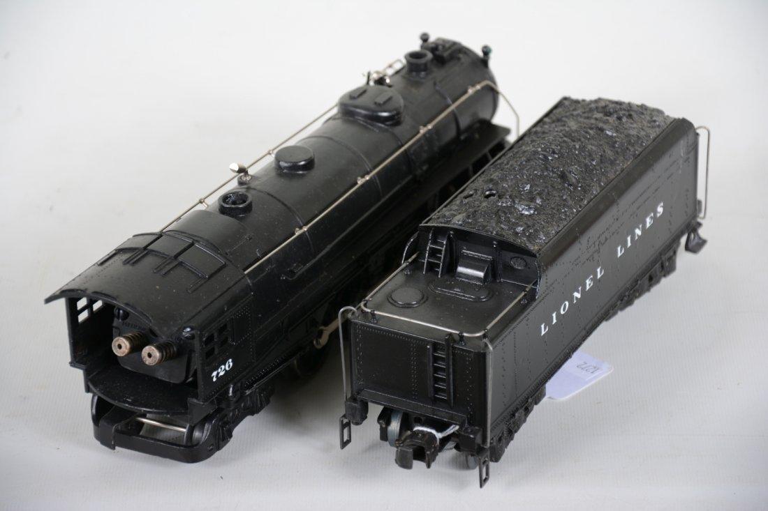 Nicely Restored Lionel 726 Berkshire - 4