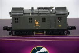 MTH 20-5592-1 JC Boxcab Electric