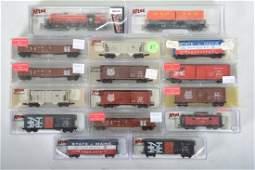 Atlas N Ga New Haven Diesel Freight Set