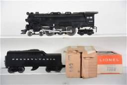 Nice Boxed Lionel 665 Steam Locomotive