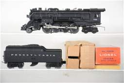 Clean Boxed Late Lionel 736 Berkshire