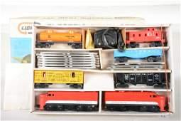 MINT Boxed Lionel 211 Diesel Set 11560