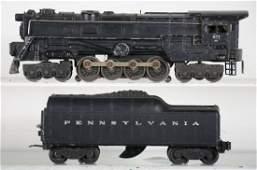 Lionel 671RR Steam Turbine