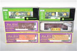 MTH RailKing Freight Cars