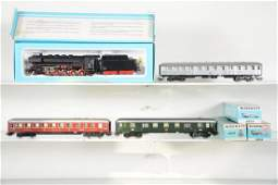 Marklin HO 3047 DB Express Passenger Set